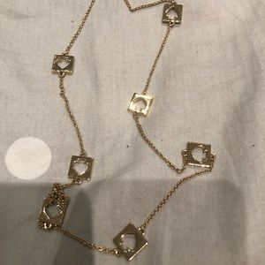 "Kate Spade 18"" necklace"